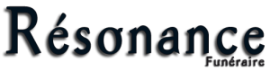Logo Résonance Funéraire